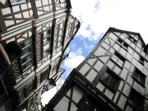 bâtiments, vieux