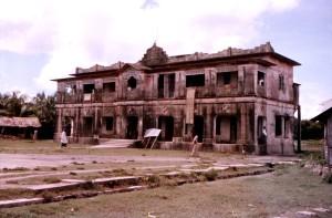 ex, Patuakhali, quartiere, ospedale, il paese, il Bangladesh