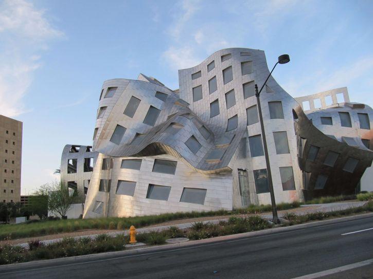 modern, building, architecture, Vegas