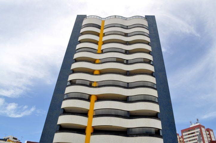 Moderna, zgrada, fotografirali