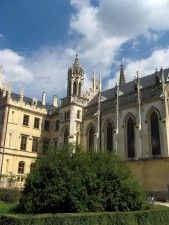 nouvelle, gothique, architecture