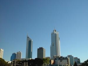 perth, skyline