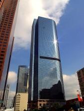 skyscapers, le centre-ville