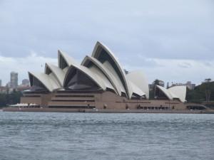 Sydney, Oper, Gebäude