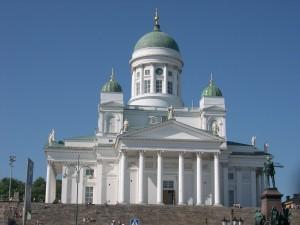tuomikirkko, building, dome, Helsinki