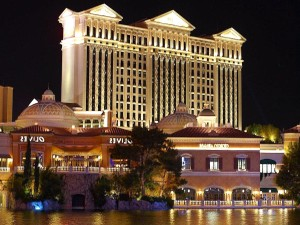 Las Vegas, night