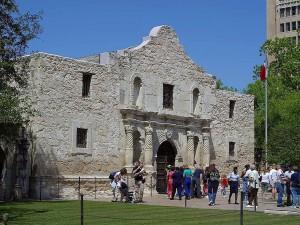 alamo, Antonio, forts, Texas