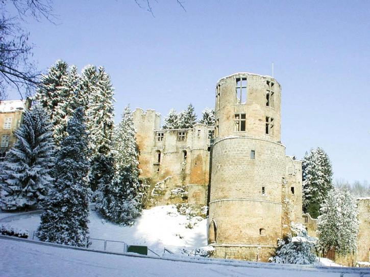buildings, castle, fortress