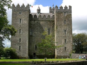 Bunratty, châteaux