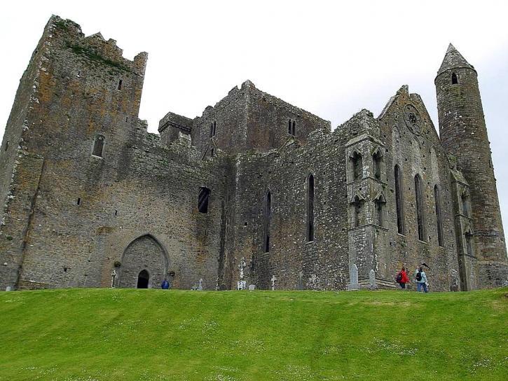 Cashel, ruines, châteaux, tour, tours