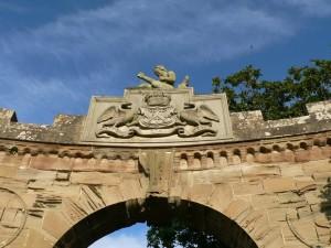 castle, emblem