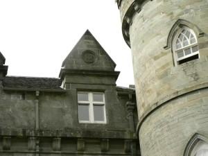 castello, finestra