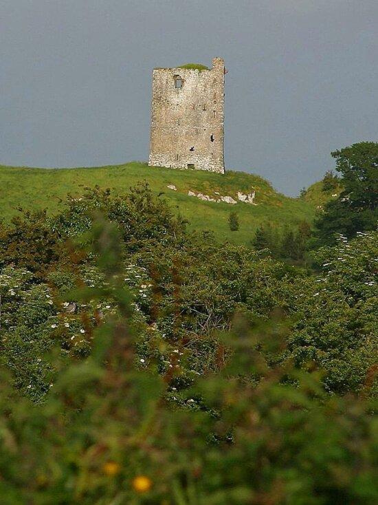 Ирландский, замок