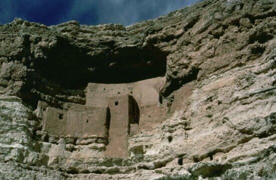 Монтесума, замок, гора