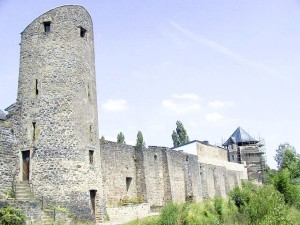 old, fortress