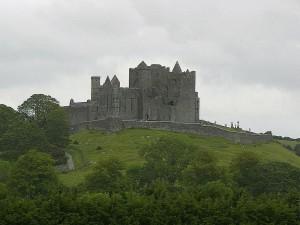 roche, cashel, châteaux, ruines