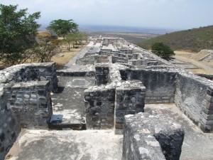 ruins, Xochicalco