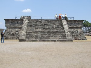 temple, stone, carvings, Xochicalco