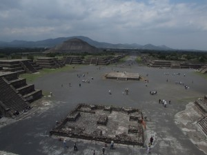 Teotihuacan, ville