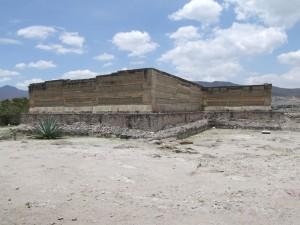 tomb, ruins, Mitla