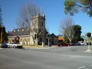 anglicana, Cristo, chiesa, Claremont, Occidentale, Australia