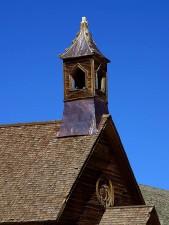 Bodie, iglesias, campanarios