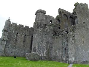 Cashel, ruines