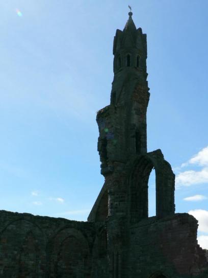 cathédrale, Andrew, tour