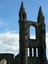 cathedrals, towers