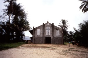 Catholique, mission, République démocratique du Congo