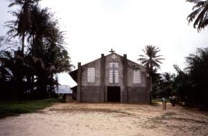Catholique, mission, République démocratique du Congo