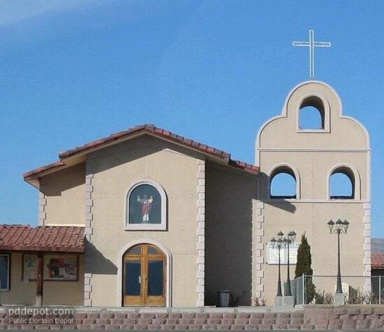 church, architecture, stock, image