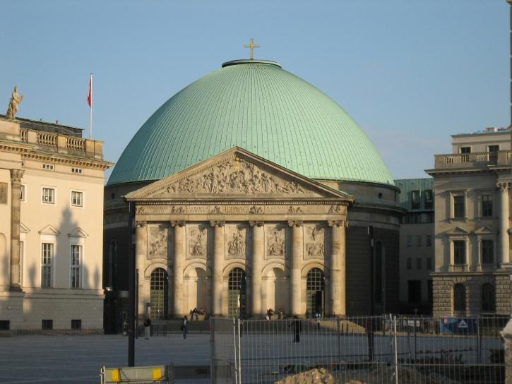 église, Berlin