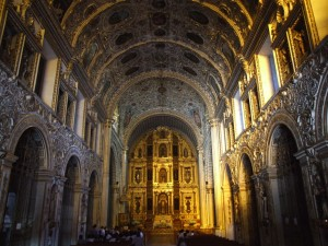 église, intérieur
