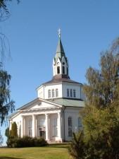 église, Själevad