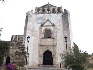 church, tower, entrance