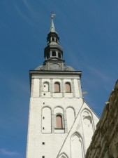 църква, кула, фронт