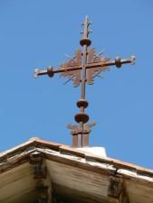 iron, cross