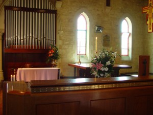 pipe, organ, Anglican, chirst, church