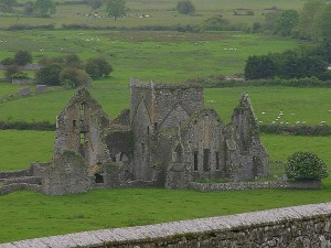 rock, cashel, ruins, churches, hore, abbey