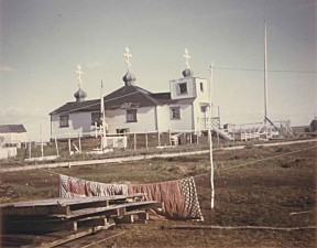 Russian Orthodox church, Kasigluk