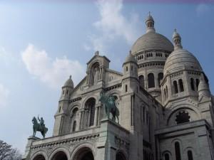 sacre, Coeur, Paris, France