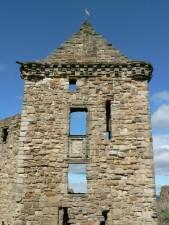 Andrew, castle, architecture