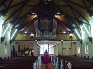 Johns, Lutheran, Northbridge