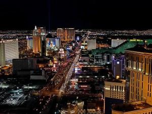Vegas, le centre-ville