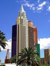 New York, Vegas