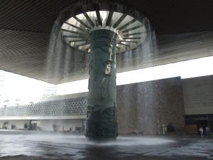 Brunnen, anthropologischen, Museum