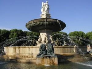 Fontana, Francia, arte