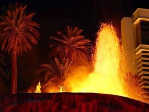 ηφαίστειο, Κρήνη