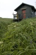 aiktak, island, usfws, cabin